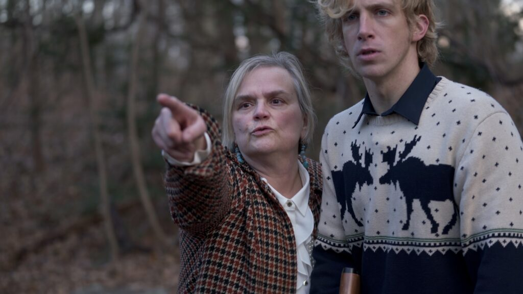 Still from Used and Borrowed Time